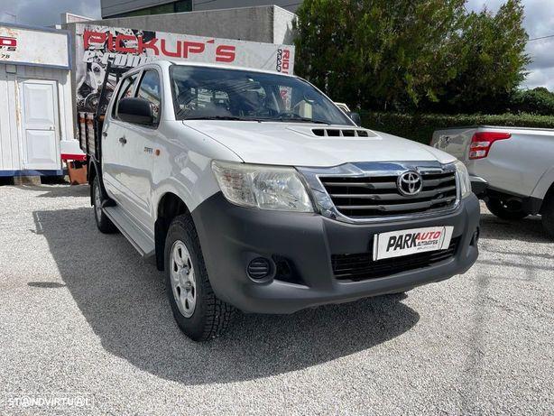 Toyota Hilux 2.5 D4d 4x4 5 lug 140cv