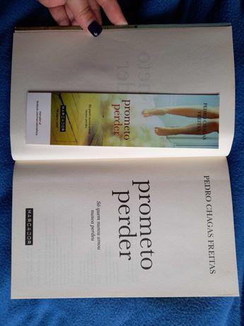 """Livro """"Prometo Perder"""""""
