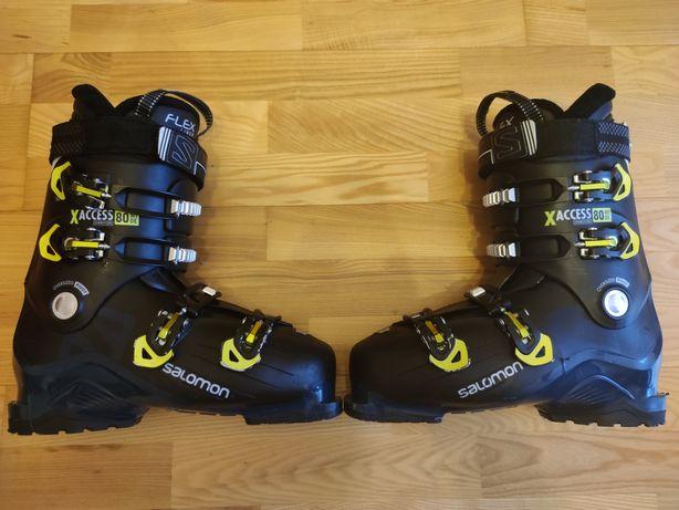 Buty narciarskie Salomon X Acces 80 Wide. Rozmiar 29.