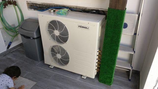 3 Ar-condicionados 3x1