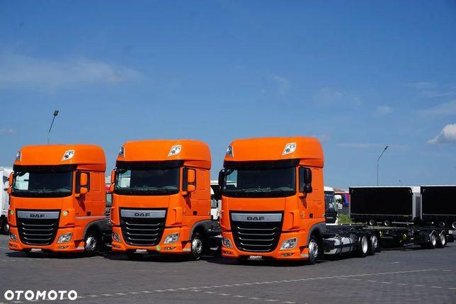 DAF / 106 / 460 / SSC / ACC / EURO 6 / ZESTAW BDF / 2 X 7,8 M