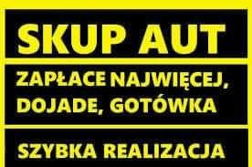 Skup Aut za Gotówkę! Całe I Uszkodzone bez OC 24H Wałbrzych i Okolice!