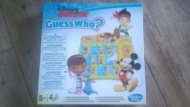 GRA Zgadnij kto to? Junior Disney