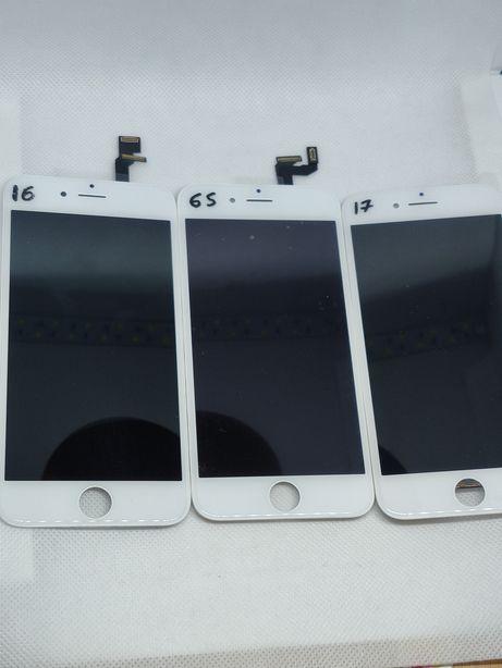 Nowy Wyświetlacz do Apple Iphone 5S SE 6 6S 7 WYMIANA LCD Dotyk