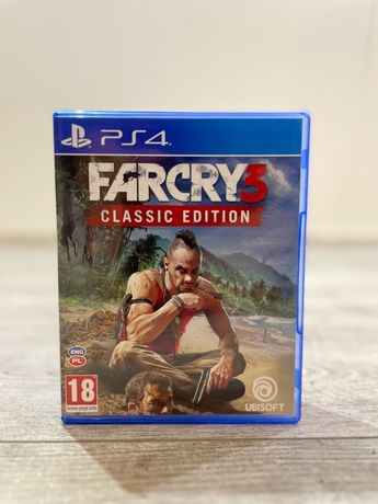 Far Cry 3 Classic Edition PS4 Far Cry 3 PS4