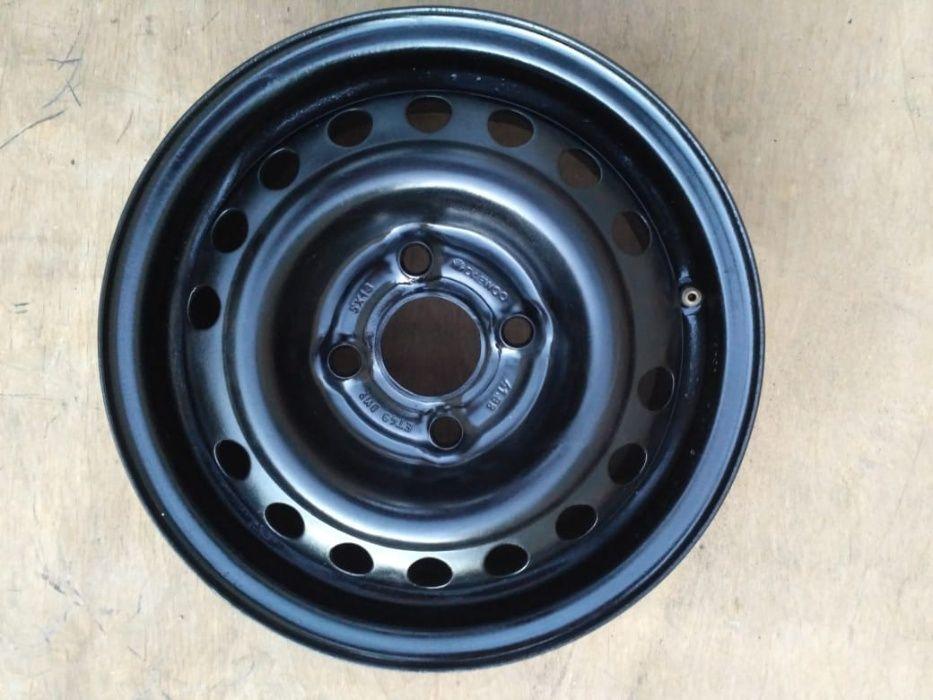 Авотомобильные диски на део сенс или ланос/ цена за 5 шт Успенка - изображение 1