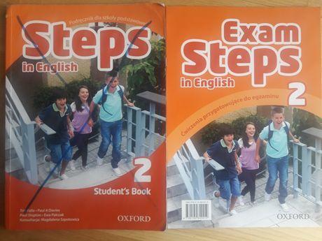 Podręcznik Steps in English 2 + ćwiczenie