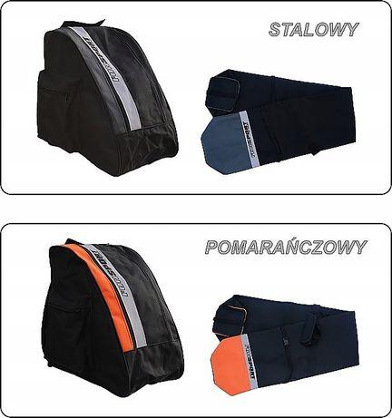 Plecak na buty i pokrowiec na narty dł. max 155 cm lub 165 cm-Zestaw!