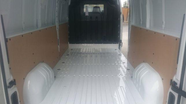 Zabudowa Tapicerka obicie Renault Master Opel Movano L1 L2 L3 L4 NOWE