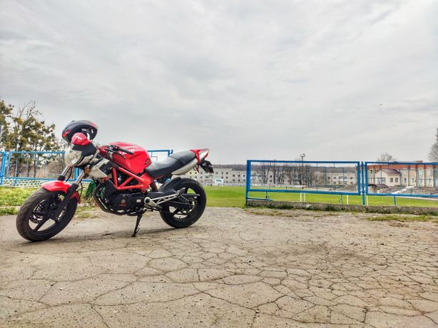 Продам мотоцикл lifan 250-19p