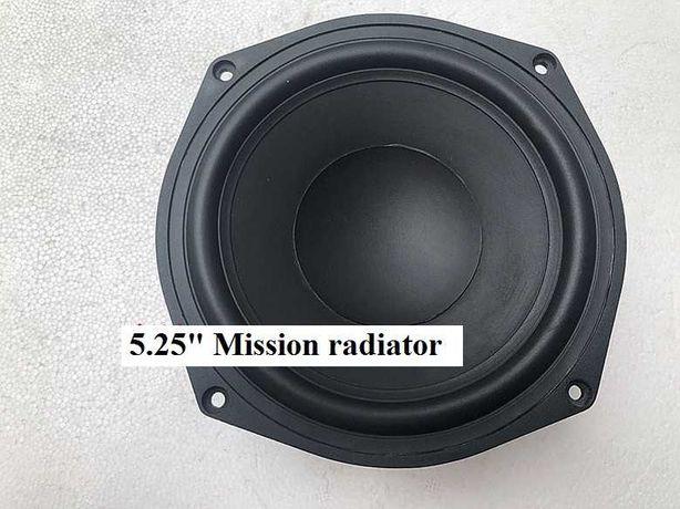 """5,25"""" Mission пасивка пассивный излучатель"""