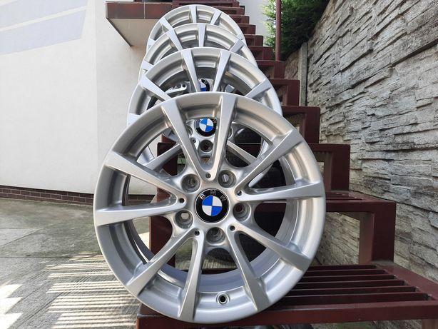 Alufelgi 16 BMW 5x120 3 5 X1 X3 F30 F25 F10 E90 E84 E83 E46 E60