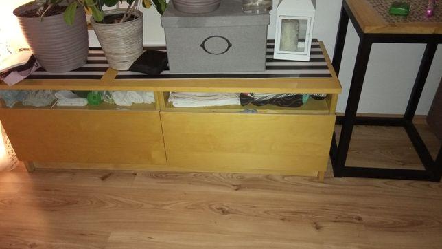 Szafka RTV z szufladami Ikea