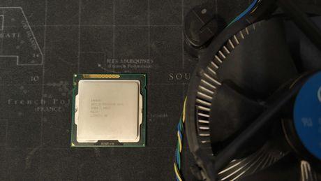 Процессор, 2 ядра, 3MHz, Intel Pentium G860 s1155 + кулер