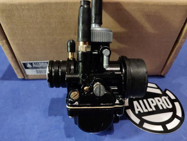 Carburador Alpro 19mm tipo dellorto PHBG, aerox Bws DT Jog
