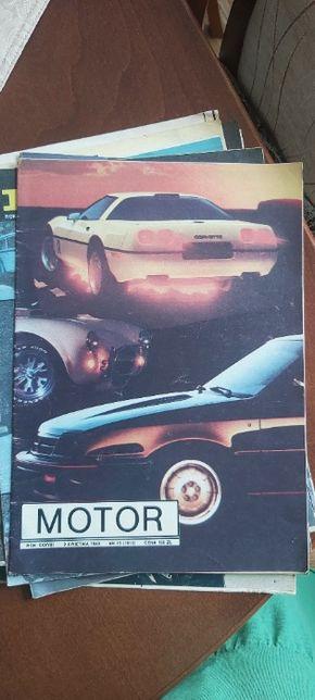 Motor egzemplarz kolekcjonerski Corvette korweta