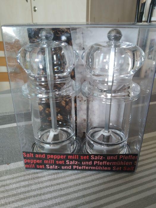 Мельничка для перца / соли (набор 2 шт).butlers Гадяч - изображение 1