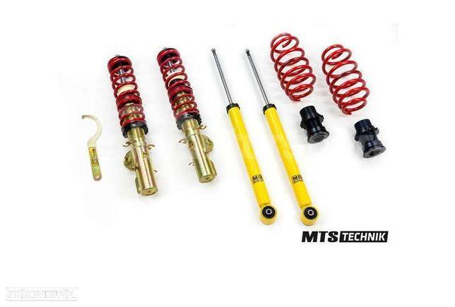 SUSPENSÃO COILOVER MTS TECHNIK PARA VW GOLF MK4 / MK4 VARIANT (NÃO 4MOTION)