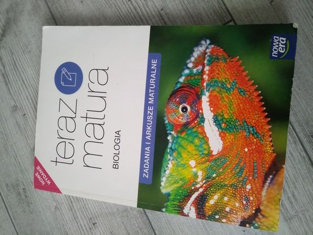 Zadania i arkusze maturalne, biologia