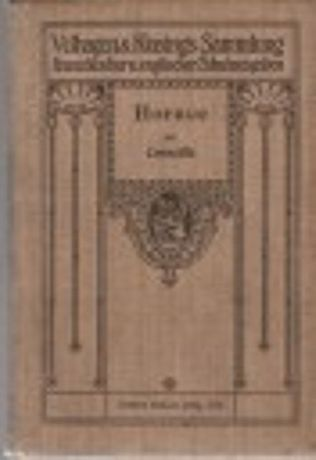Pierre Corneille - Horace