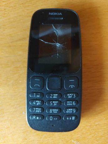 Nokia 105, черный.