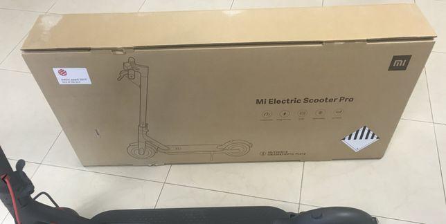 karton pudełko hulajnoga elektryczna Mi Scooter Xiaomi Mijia m365