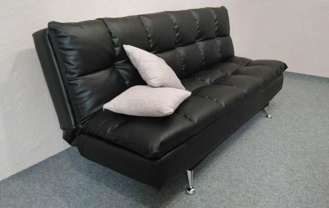 Раскладой диван! Шkiряний диван! Кожаная мебель!