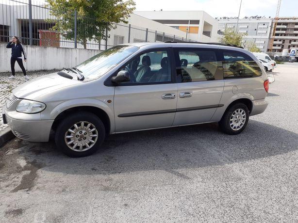 Chrysler grand voyajer cr2
