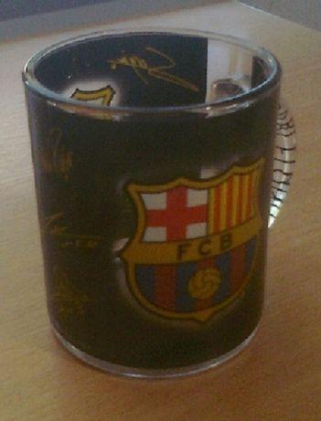 FC BARCELONA OFICJALNY Kubek z Hologramem autentyczności