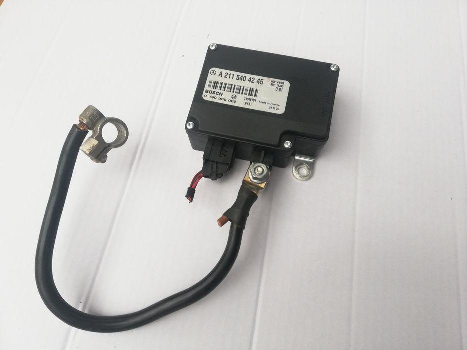 Moduł akumulatora Mercedes W211 CLS W219 Wołów - image 1