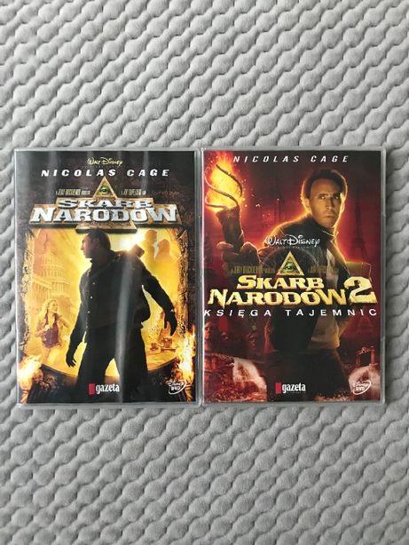 """""""Skarb narodów 1-2"""" - 2 DVD (polski lektor)"""