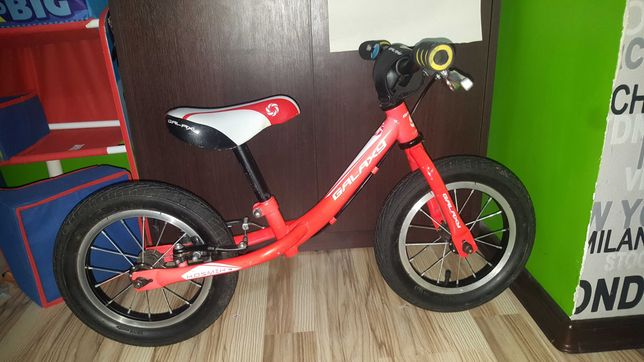 Rowerek biegowy Galaxy Kosmik Running Bike 12''