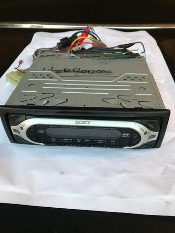 SONY CDX-CA680X radioodtwarzacz CD 4x50W