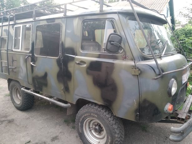 Продам УАЗ 452 (буханка)