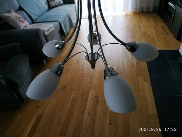 Żyrandol 5 Lamp jak nowy