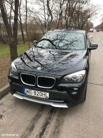 BMW X1 BMW X1 2011, Salon Polska, II właściciel