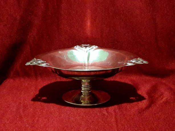Серебряная вазочка / дизайн Royal Danish