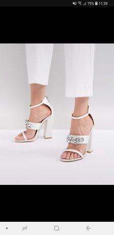 Sandały ozdobne be mine asos