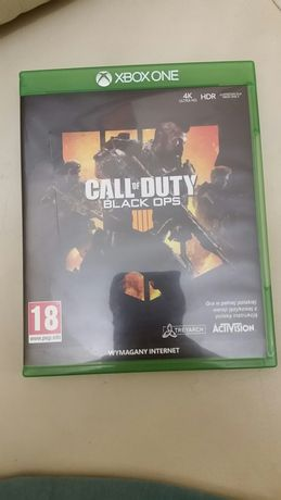 Call of duty black ops 4 pl xbox one