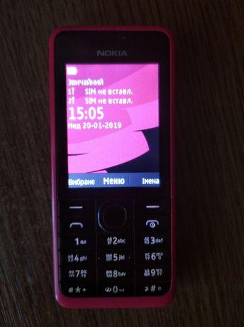 Продам мобільний телефон NOKIA 301