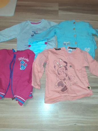 Bluzy sweter 92 dla dziewczynki