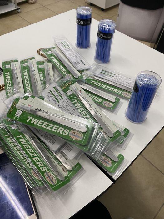 Распродажа пинцетов, микробрашей, ремуверов Одесса - изображение 1