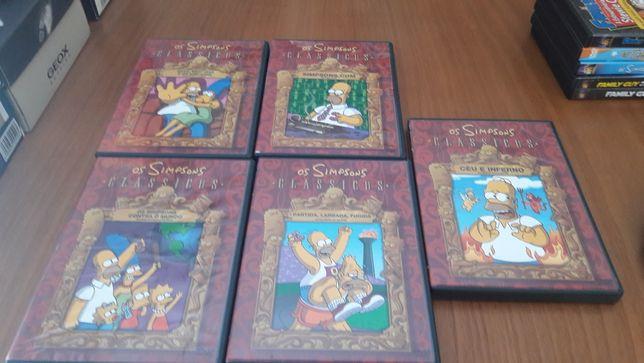 dvd original simpons