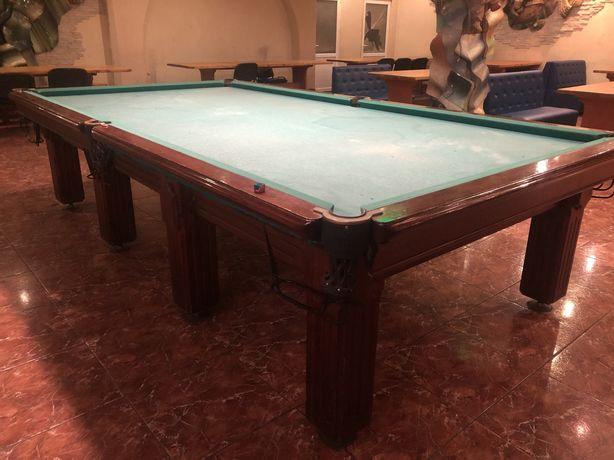 Срочно!!!ардезия 40мм 11ф Бильярдный стол  zlata
