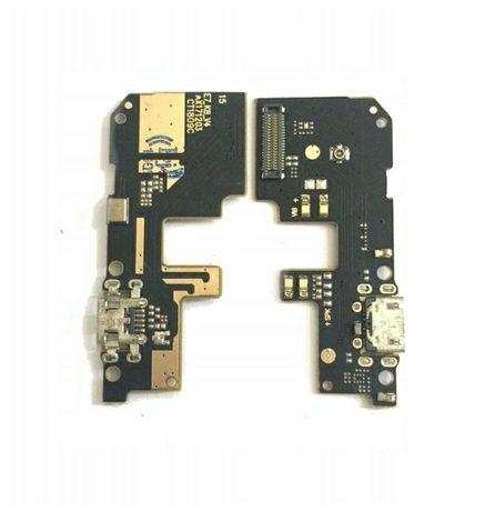 Gniazdo ładowania USB MIC XIAOMI REDMI 5 PLUS