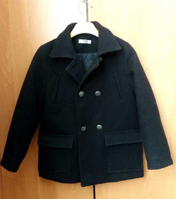Короткое пальто на мальчика  (Кашемир) Херсон - изображение 1