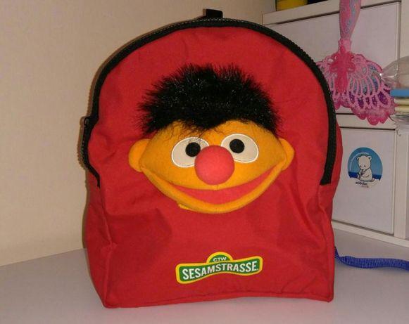 Ernie plecak Ulica Sezamkowa