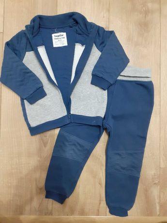 Dres 86/92, bluza, spodnie