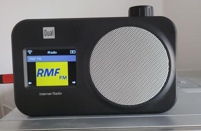 Radio internetowe WiFi Dual