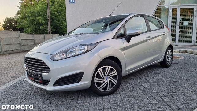 Ford Fiesta 1.6 *Klimatyzacja *5 drzwi *el.szyby *Zadbany *Bezwypadkowy *